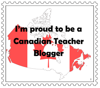 Calling all Canadian Teacher Bloggers!!