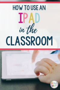 The benefits of iPads are incredible! Click through to learn how to use an iPad in the classroom and start learning what the benefits are for yourself. ideas | storage | management | rules | teachers | organization | setup | apps | fun | tips