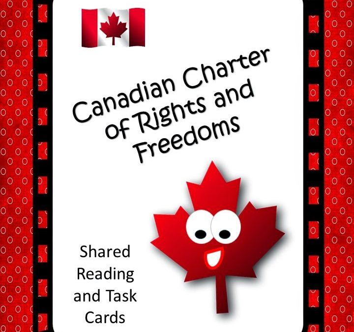 Gr 5. Social Studies – Charter of Rights and Freedoms
