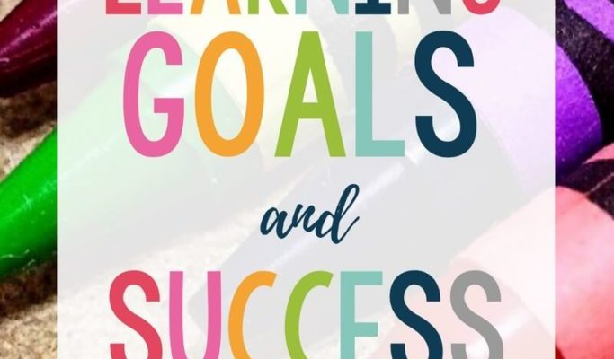 Learn how to use learning goals and success criteria to help support student inquiry in your classroom. inquiry based learning | activities | projects