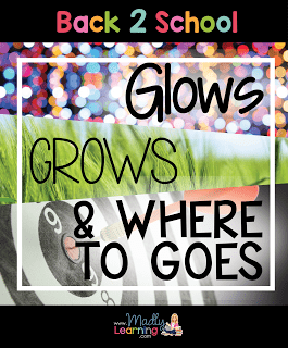 Glows, Grows and Where to Goes