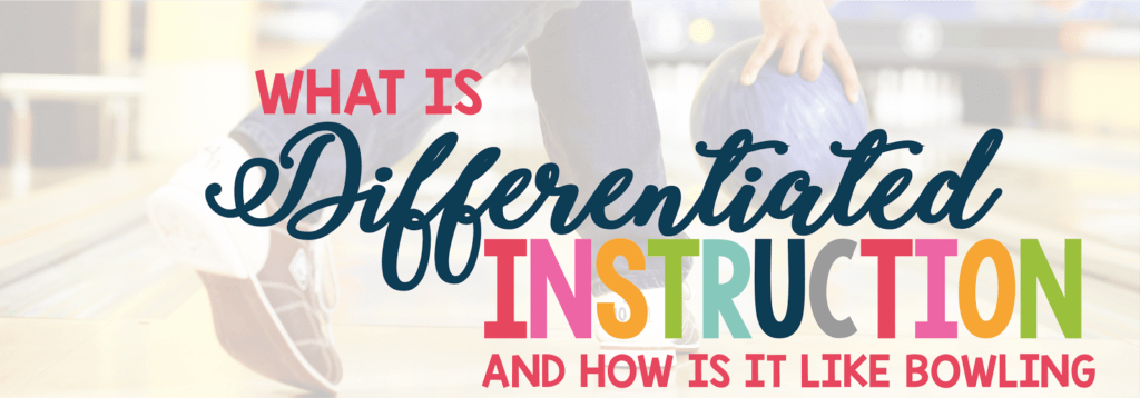 What is Differentiated Instruction?