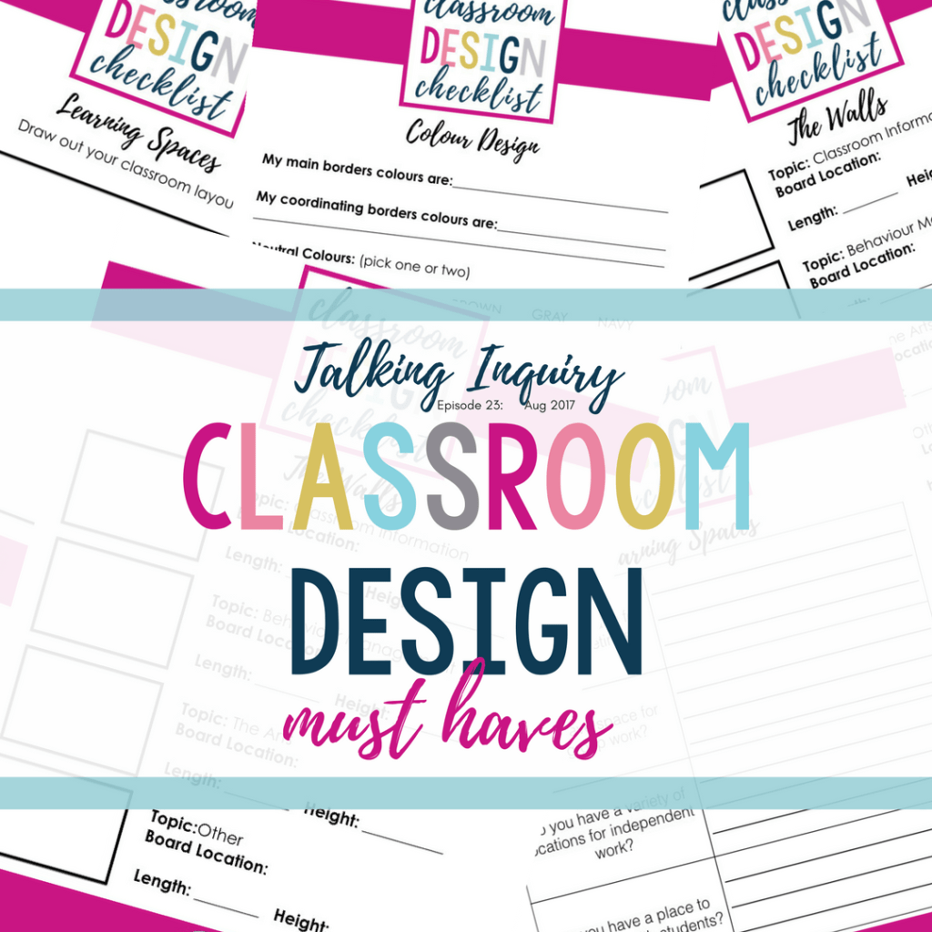 Design Your Classroom ~ Design your classroom for inquiry madly learning