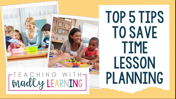 Ep 158 top 5 rime saving tips for lesson planning