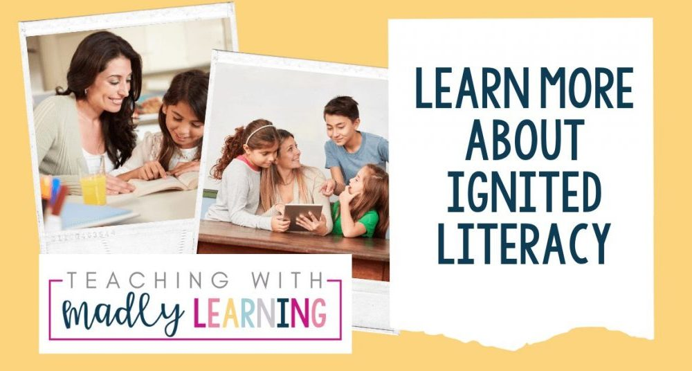EP 144 Learn More about Ignighted Literacy cover art