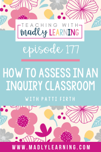 how to assess inquiry